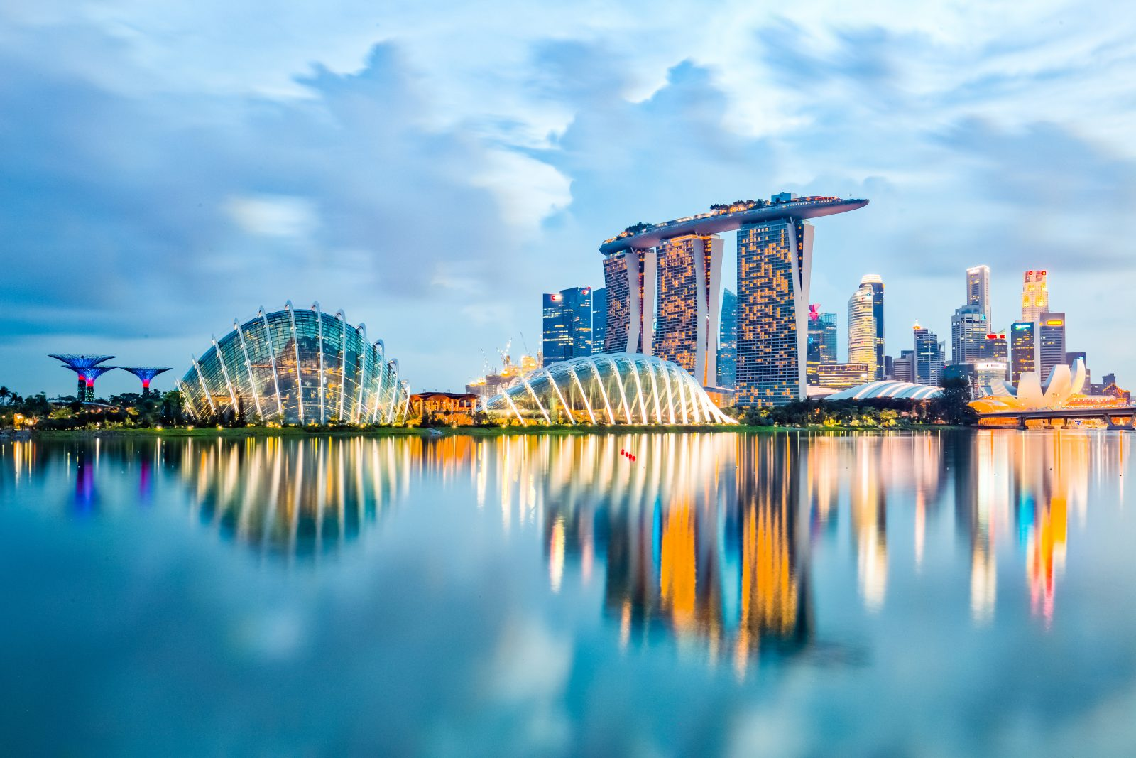 singapore executive education