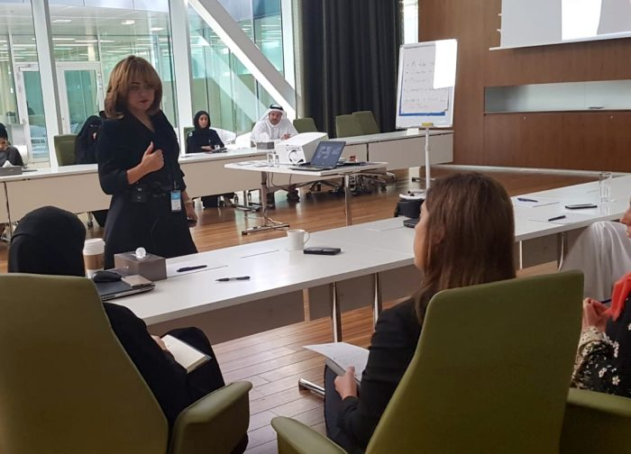 corporate integrity master class with Lily Kelly-Radford